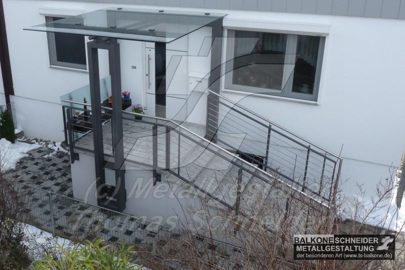 überdachungen Eingangsbereich überdachungen schneider aus seibersbach rlp